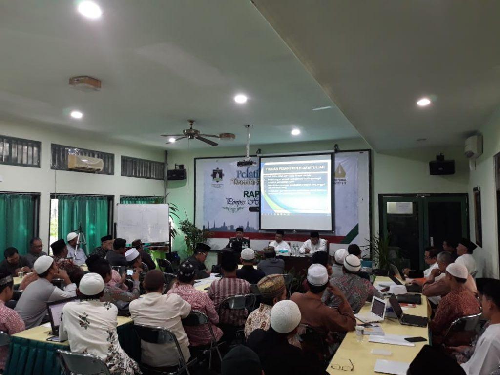 Rapat Kerja Hidayatullah Surabaya