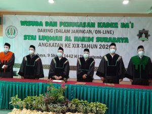 Wisuda STAI Luqman Al-Hakim Surabaya